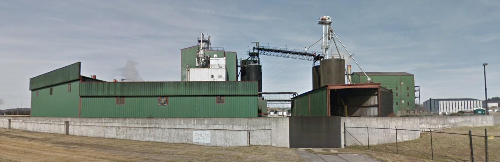Beam-Suntory's Booker Noe Distillery - Boston, KY