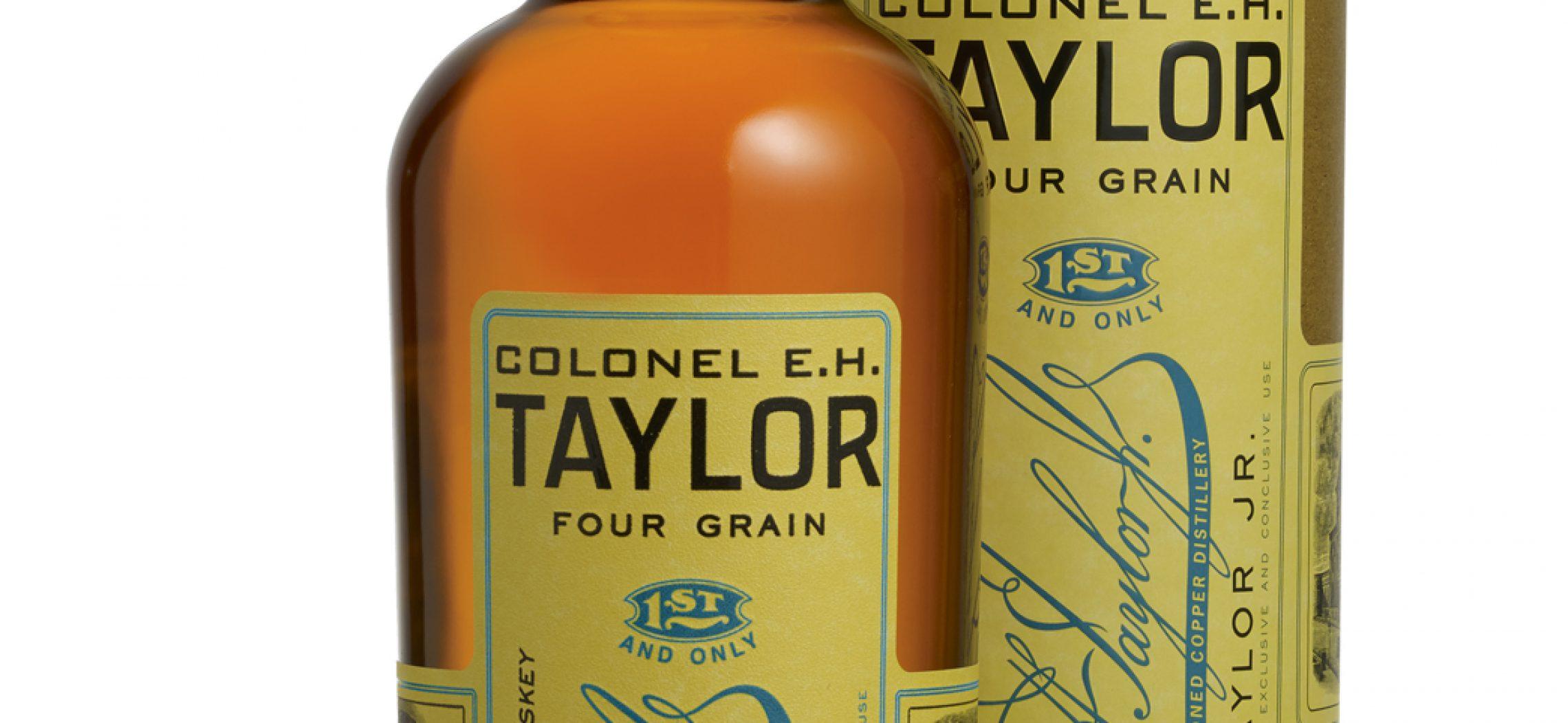 Colonel E.H. Taylor, Jr. Four Grain Bourbon Whiskey