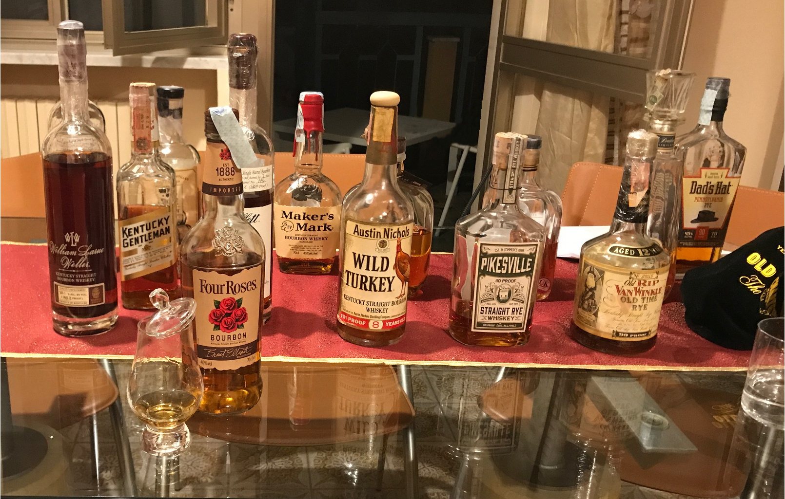 Degustazione bourbon
