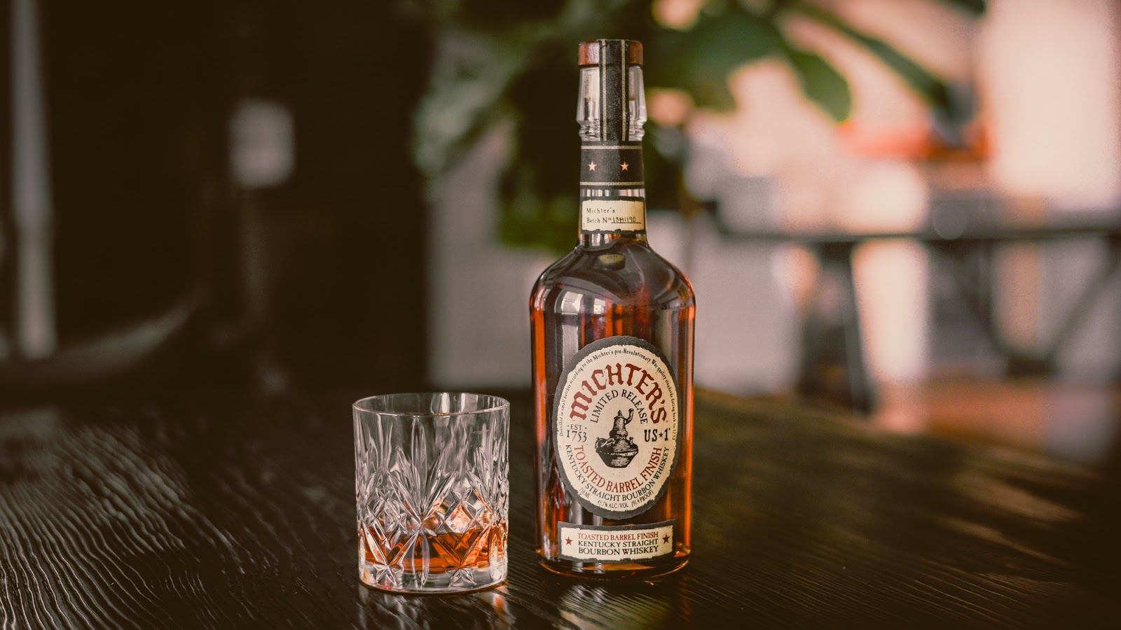 Michter's US*1 Toasted Barrel Finish Bourbon – 2018 Edition