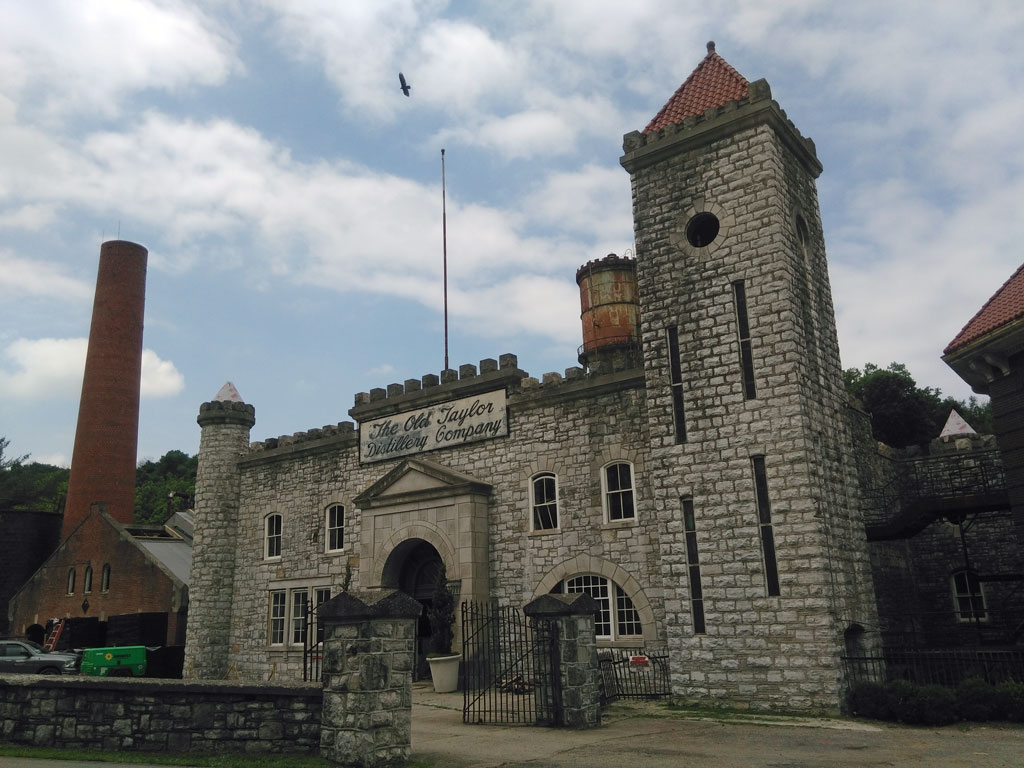 "Old Taylor Distillery ""The Castle"""