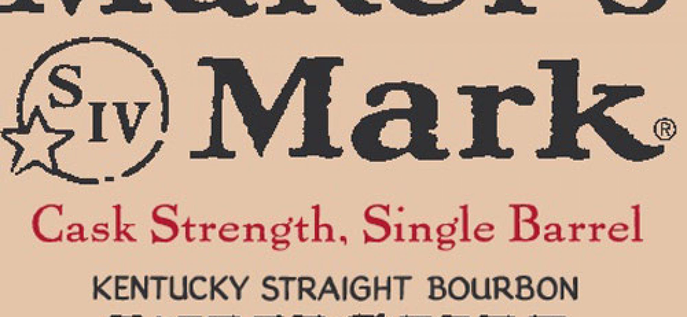 Maker's Mark Cask Strength Single Barrel