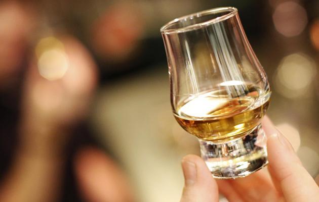 Il bevitore di whisk(e)y