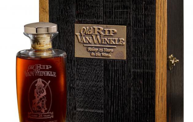 Old Rip Van Winkle 25yo