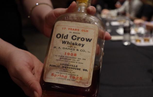 invecchiamento whisky