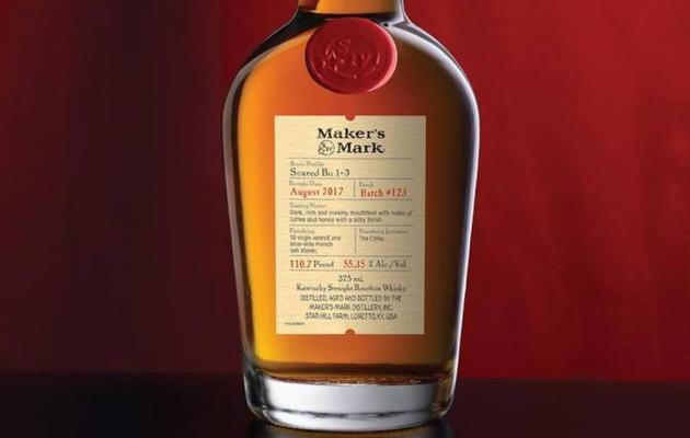 Maker's Mark Seared Bu 1-3