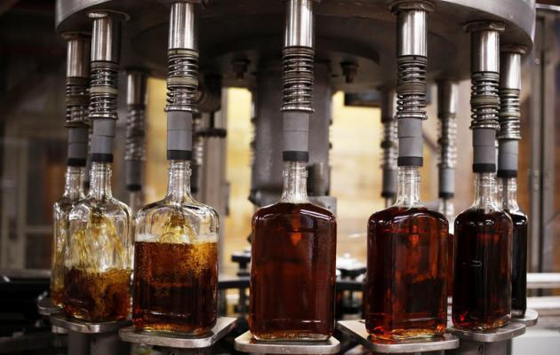 Bourbon artigianali