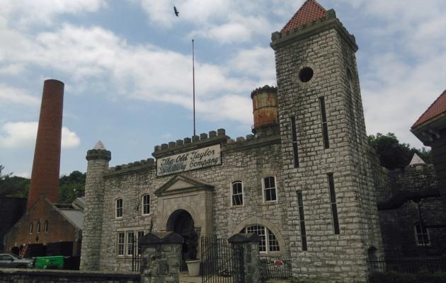 """Old Taylor Distillery """"The Castle"""""""