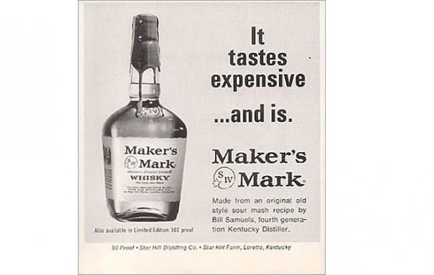 Maker's Mark Mash Bill