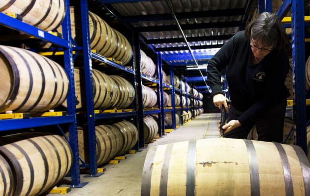 Collezionismo whiskey