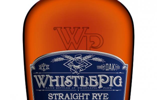WistlePig rye whiskey